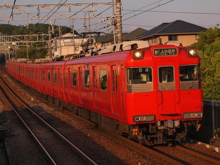 名鉄200系  名鉄豊田線黒笹駅02
