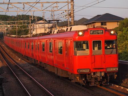 名鉄200系  名鉄豊田線黒笹駅03