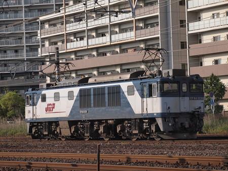 EF64単機 東海道本線稲沢~尾張一宮01