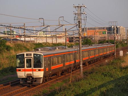 311系普通 東海道本線稲沢~尾張一宮02