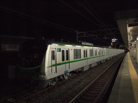 メトロ16000系甲種 東海道本線安城駅06