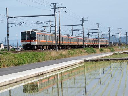 311系特別快速 東海道本線岐阜~木曽川