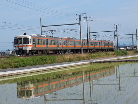 313系普通 東海道本線岐阜~木曽川02