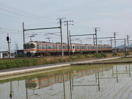 313系普通 東海道本線岐阜~木曽川03