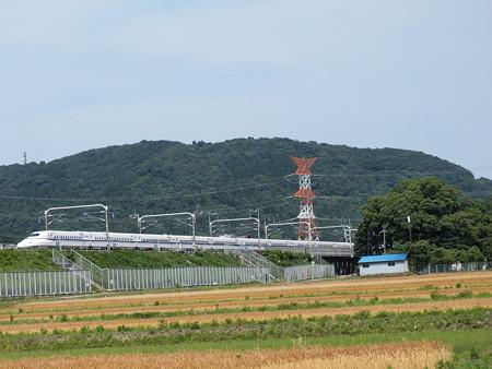 N700系のぞみ   東海道新幹線米原~岐阜羽島01