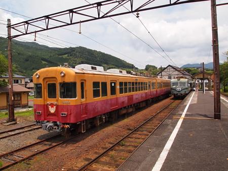 京阪旧3000系 大井川鉄道家山駅