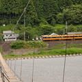 Photos: 近鉄16000系普通  大井川鐵道塩郷駅周辺03