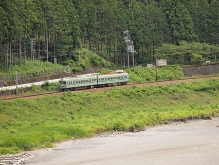 南海21000系普通 大井川鐵道塩郷駅周辺06