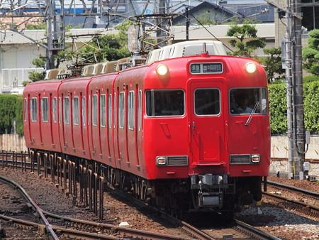 名鉄6000系準急 名鉄名古屋本線神宮前駅02