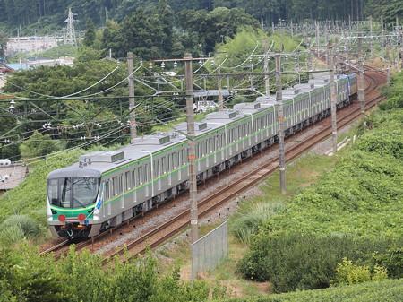 メトロ16000系甲種東海道本線金谷~島田01