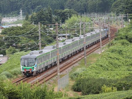 メトロ16000系甲種東海道本線金谷~島田02