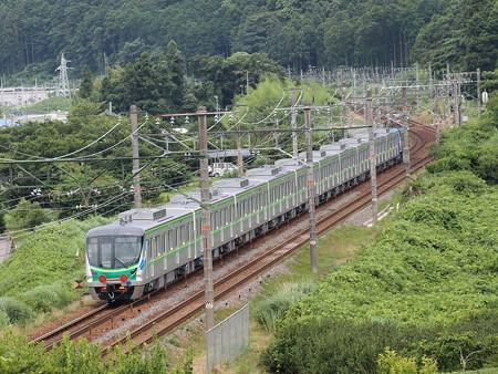 メトロ16000系甲種東海道本線金谷~島田03