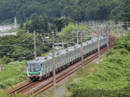 メトロ16000系甲種東海道本線金谷~島田04
