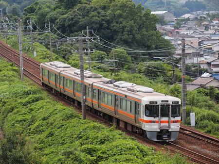 313系普通   東海道本線金谷~島田02