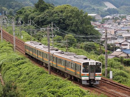 211系普通   東海道本線金谷~島田01