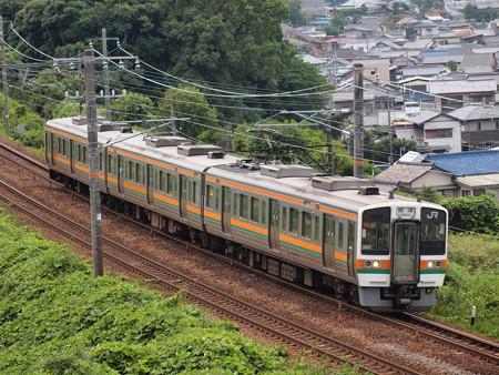 211系普通   東海道本線金谷~島田03