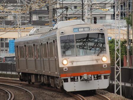 静岡鉄道1000形  柚木~春日町02
