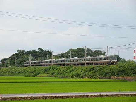 223系普通  東海道本線稲枝~能登川02