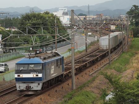 EF210貨物   東海道本線河瀬~稲枝01