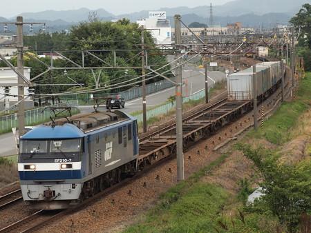 EF210貨物   東海道本線河瀬~稲枝02