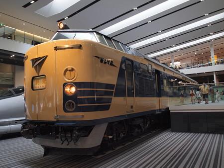 583系    京都鉄道博物館01