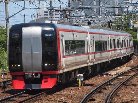 名鉄2200系特急 名鉄名古屋本線神宮前駅02