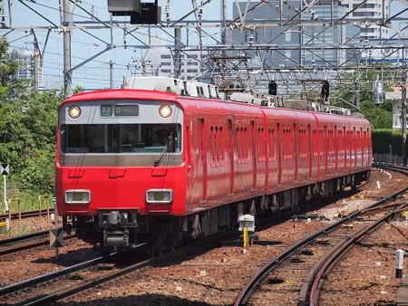 名鉄6500系準急 名鉄名古屋本線神宮前駅