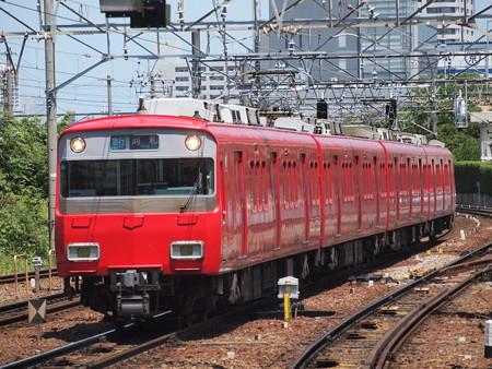 名鉄6500系急行 名鉄名古屋本線神宮前駅