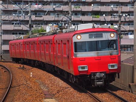 名鉄6500系準急 名鉄常滑線豊田本町駅