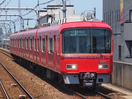 名鉄3700系準急 名鉄常滑線柴田駅