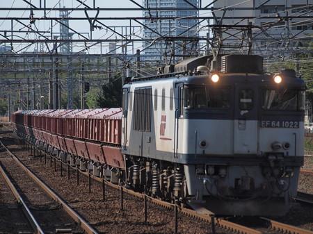 EF64貨物   東海道本線熱田駅02