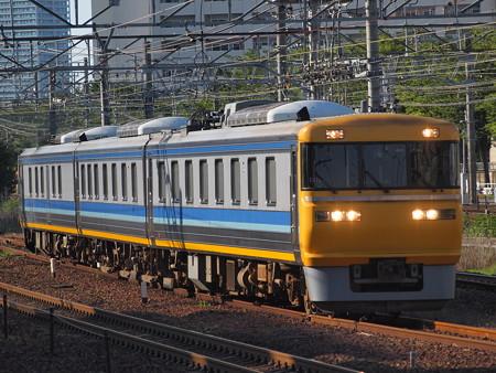 キヤ95ドクター東海     東海道本線熱田駅01