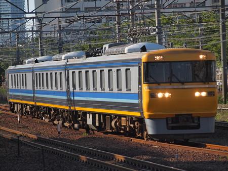 キヤ95ドクター東海     東海道本線熱田駅02