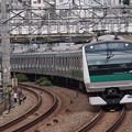 E233系普通 埼京線恵比寿~大崎02