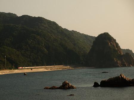 EF81カシオペアクルーズ 羽越本線今川~越後寒川04