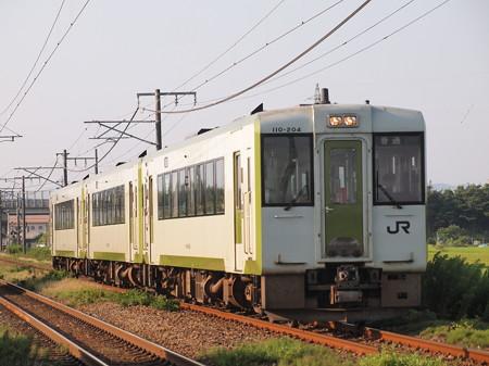 キハ110普通  信越本線荻川~さつき野02