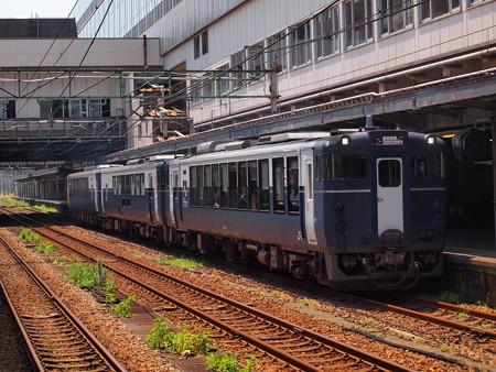 キハ48ShuKura   信越本線長岡駅03