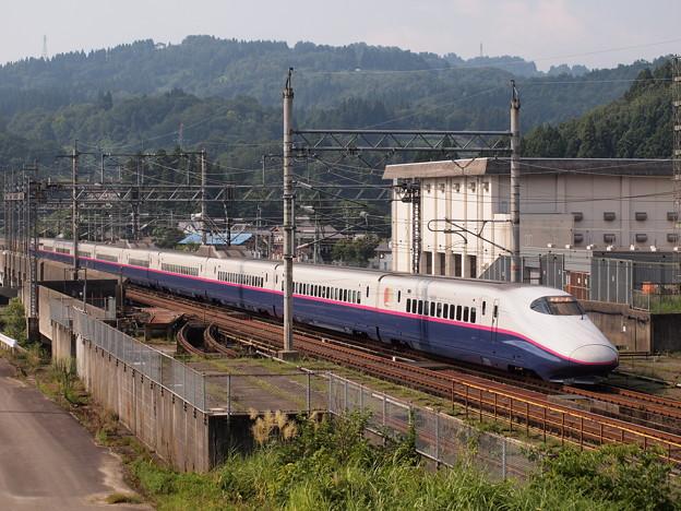 E2系とき  上越新幹線浦佐~長岡02
