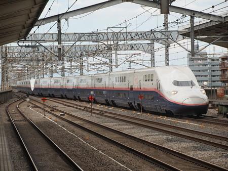 E4系Maxたにがわ 上越新幹線熊谷駅
