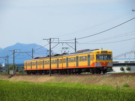 三岐鉄道801形  三岐線山城~保谷01