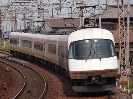 近鉄21000系アーバンライナー 近鉄名古屋線富田駅