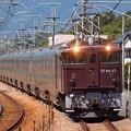 EF64 カシオペア 中央本線韮崎~塩崎01