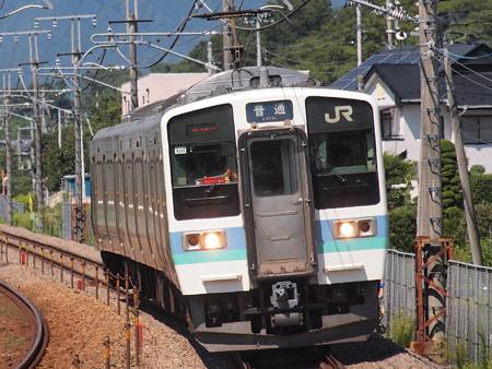 211系普通 中央本線韮崎~塩崎02