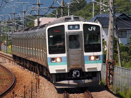 211系普通 中央本線韮崎~塩崎03