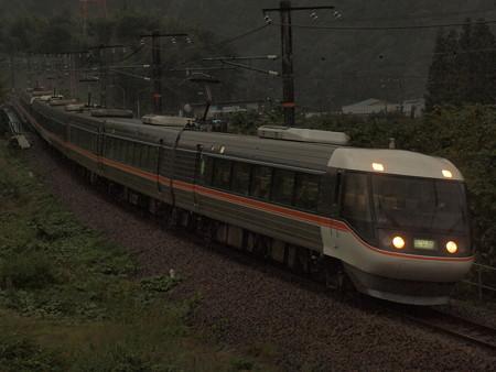 383系ワイドビューしなの  中央本線大桑~須原02