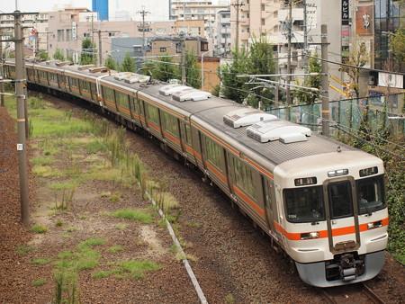 313系普通 中央本線鶴舞~金山