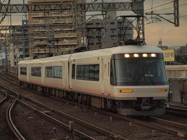 近鉄26000系特急近鉄南大阪線今川駅04