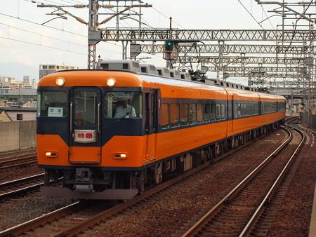 近鉄16000系回送 近鉄南大阪線今川駅