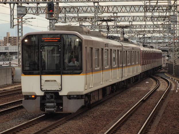 近鉄6820系準急 近鉄南大阪線今川駅