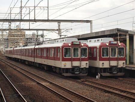 近鉄6020系準急 近鉄南大阪線今川駅01